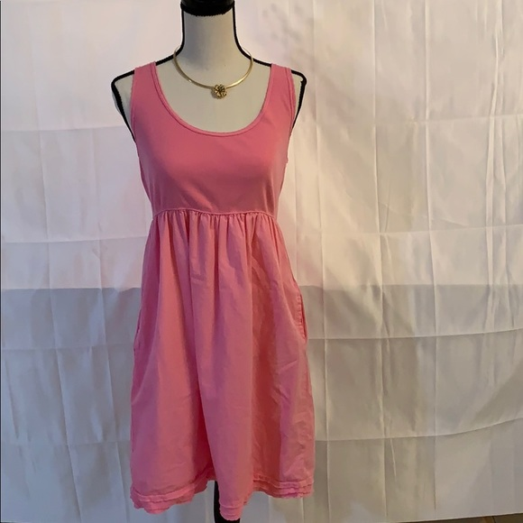 fresh produce Dresses & Skirts - Fresh produce pink sundress  sz S🌸